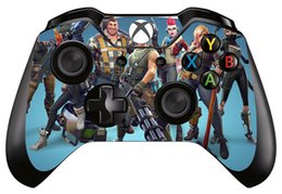 xbox one sticker Australia - 1pc Skin Sticker Cover Decal For Microsoft Xbox one Game Controller Gamepad Skins Stickers for Xbox one Controller Vinyl