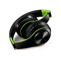 $enCountryForm.capitalKeyWord Australia - free shipping wireless Bluetooth headphone stereo headset music headset support SD card with mic for mobile ipad