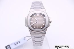 $enCountryForm.capitalKeyWord Australia - Luxury watch P.p High Quality Automatic Gray Dial Sapphire Stainless Steel Transparent Glass Back Pp5711 1a - Nautilus Sky Men Watchesgr