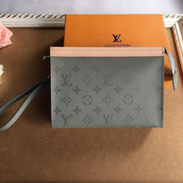 $enCountryForm.capitalKeyWord Australia - Medium Handbag 61693 2019 Women Real Leather Long Wallet Chain Wallets Compact Purse Clutches Evening Key Card Holders