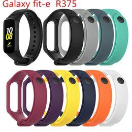 $enCountryForm.capitalKeyWord NZ - Silicone Watch Strap Wrist Band Strap for Samsung Galaxy Fit-e R375 Smart Bracelet Watch Strap Accessories