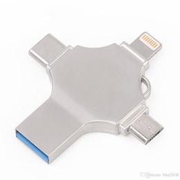 $enCountryForm.capitalKeyWord NZ - Hot Ingelon Usb Flash 16gb 32gb 64gb 128gb Pendrive USB-C Type C Encrypted DIY LOGO micro USB otg Memory Stick for iphone ios phones