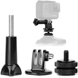$enCountryForm.capitalKeyWord UK - UBeesize Cold Shoe Mount Adapter GoPro Adapter Fit for GoPro Attaching on GoPro DSLR Camera or Ring Light Photography