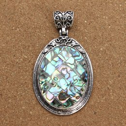 $enCountryForm.capitalKeyWord Australia - 38mm*67mm 1.7in*2.4in Fashion Designs Natural Abalone Shell Turtle Tortoise Pendant for Women Necklace Pendant Jewelry Making