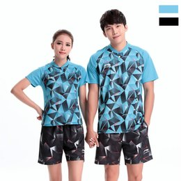 Sportswear T Shirt Badminton Australia - LNB6 Li Ning Badminton Suit Sportswear for Men & Women Short Sleeve T-shirt Leisure Running Basketball casual wear Table tennis LN2097