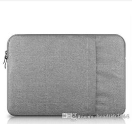 Purple Tablet Bag Australia - Brand Waterproof Crushproof Notebook Computer Laptop Bag Laptop Sleeve Case Cover For 11 12 13 14 15  15.6 inch Laptop&Tablet