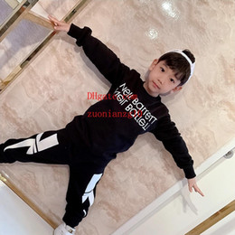 $enCountryForm.capitalKeyWord Australia - Two Piece Sets Children Clothing Children Clothing Sets For Kids high quality Cotton T Shirt Short Pants Infantis new 2019 Boy Sport Suits
