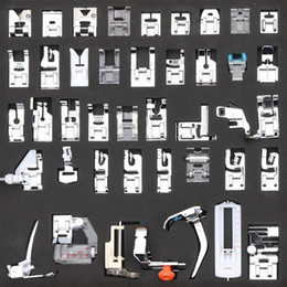 janome sewing machine Australia - IY Apparel Fabric Machines 42pcs Multifunctional Sewing Machine Presser Foot Feet for Brother Singer Janome Presser Feet Braiding Blind...