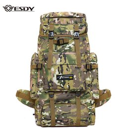 $enCountryForm.capitalKeyWord UK - Military Backpack Camping Bag Outdoor Rucksack Tactical Backpack Men Large Hiking Army Travel Sports Trekking Bags 70l