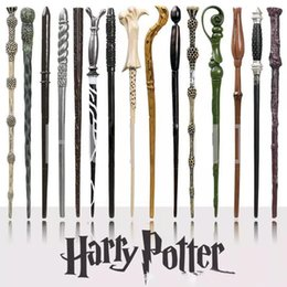 $enCountryForm.capitalKeyWord Australia - Harry Potter Magic Wand with Ollivanders Wand Box 18 Roles Hermione Voldermort Magic Wands Halloween Cosplay Novelty Toy EEA168