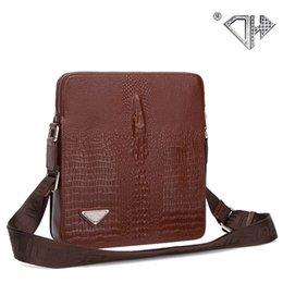 Vertical messenger shoulder bag online shopping - Pop2019 Woman Vertical Section Head Layer Cowhide Single Shoulder Messenger Leisure Time Package