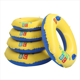 $enCountryForm.capitalKeyWord NZ - Inflatable Kids Swimming Ring Inflatable Pool Float Circle for Adult Children Swimming Pool Training Aid Float Bathing Toy
