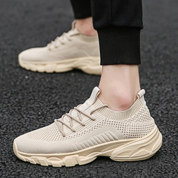 $enCountryForm.capitalKeyWord Australia - Men Running Shoes Four Season Breathable Sports Shoes for Male Big Size Man Trainers Outdoor Sneakers zapatos de hombre#3