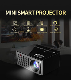 $enCountryForm.capitalKeyWord Australia - T200 Mini Portable LCD Projector HDMI USB HD Projectors Beamer Home Media Player Video Built-in Speaker Touch Keys