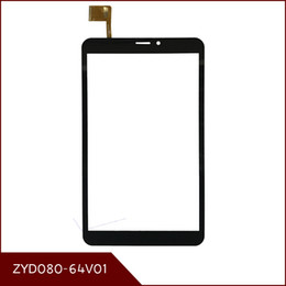 touch screen digitizer prestigio UK - 8 inch Touch Screen For Prestigio MultiPad wize 3408 4G Panel Digitizer MultiPad_WIZE_3408_4G Sensor Replacement Free Shipping