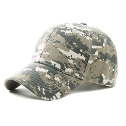 5ce29218cd5 Cadet hats online shopping - Mens Army Camouflage Camo Cap Hunting Fishing  Blank Desert Hat Cadet