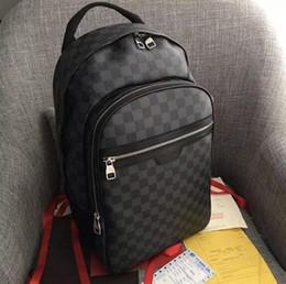 LOUIS VUITTON SUPREME Backpack Men Leather Shoulder Bags N58024 3AA+  MICHAEL 0 KOR Fashion Travel Bags Tote Satchel Clutch Purse Messenger Bag  LV GUCCI YSL cbd62d9ed4f23