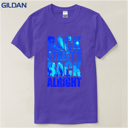 Mens Long Sleeve Graphic T Shirts NZ - mens designer clothes brand polo Men s Short Sleeve Graphic Crew Neck Backstreet Rock Band As Long As You Love T Shirt sleeve