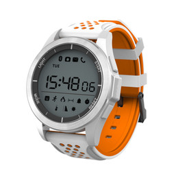 $enCountryForm.capitalKeyWord Australia - F3 Colorful Straps Sports Smart Watch 30m Deep Waterproof Bluetooth 4.0 Fitness Tracker for Android and iPhone Altimeter Watch