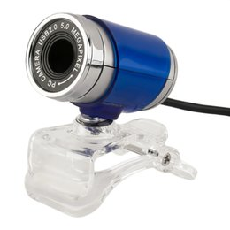 Discount web desktop - High Quality USB 5MP HD Webcam Web Cam Camera with for Computer PC Laptop Desktop Hot Sale in stock!!!