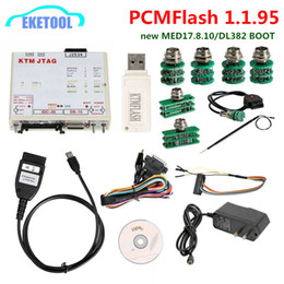 Transmission Box Australia - New DiaLink J2534 KTMFLASH KTM JTAG Box ECU Power Upgrade Tool PCMFlash 1.1.95 ECU Transmission Model KTM Flash For VAG