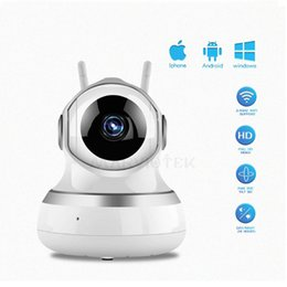 wireless cameras Australia - Hight Quality Baby Monitor ip wifi security camera mini camera HD wireless Video Surveillance Night Vision CCTV 1080P P2P
