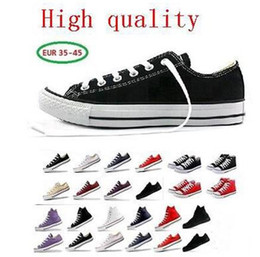 $enCountryForm.capitalKeyWord Australia - Low price New star Factory sale Unisex Casual Shoes Low top Style sports stars chuck Classic Canvas Shoe Sneakers Men's Women's Ca
