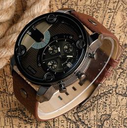 Опт Модные мужские и женские в европейском и американском стиле большие циферблатные спортивные часы мужские кварцевые шик новые часы