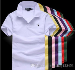 $enCountryForm.capitalKeyWord NZ - Hot Sell Brand Clothing Polo Shirt Solid Casual Polo Homme For Men Tee Shirt Tops High Quality Cotton Slim Fit Mtn T-shirt