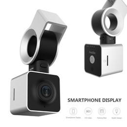 Auto Shoot Australia - AutoBot Eye Smart Dashcam Auto Start Car DVR Camera 1080P 150Degree WiFi Phone Display WDR Night Vision Parking Shot Mode