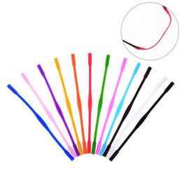 2bd153c4abf 20cm Silicone Glasses Cords Glasses Strap Neck Cord Eyeglasses Sunglasses  Band Rope String Holder High Elastic Anti Slip  212295