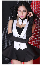 $enCountryForm.capitalKeyWord Australia - Foreign trade erotic lingerie Halloween Christmas club cosplay costume uniform temptation photo photography Halloween dress up