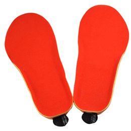 $enCountryForm.capitalKeyWord UK - Electric Heated Shoe Insoles Foot Warmer Heater Feet Battery Warm Socks Ski Boot