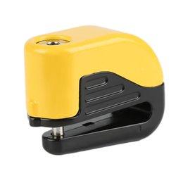 $enCountryForm.capitalKeyWord Australia - 2018 New Small Alarm lock disc brakes Bicycle Lock Bike Mountain Fixed Anti Theft Security Bicycle Accessories 4 Colors XNC #214007