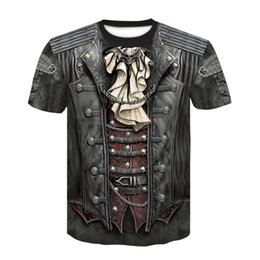 $enCountryForm.capitalKeyWord Australia - 3d T Shirt Hipster Short Sleeve Tee Tops men's Shirts Homme tops Rock Vintage Hip Hop Summer Tee gothic shirt brand t-shirt