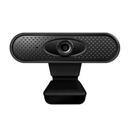 mega full video Canada - 2020 New 1080P Full HD Built-in Noise Reduction Microphone Stream Webcam for Video Conferencing Online Work Home Office