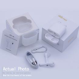 Опт i9s TWS Twins Мини Bluetooth наушники Наушники Беспроводные наушники Невидимые наушники Гарнитура с микрофоном CSR4.1 Стерео Bluetooth наушники