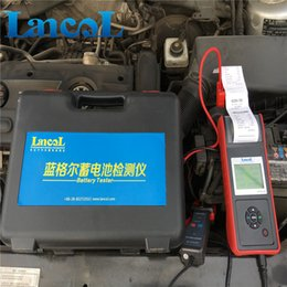 Micro Oil NZ - Lancol MICRO-768A Car Battery Tester 12V with Printer Auto Digital Car Battery Tester Vehicle Diagnostic Tool