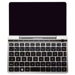$enCountryForm.capitalKeyWord Australia - Gpd Pocket 2 7 Inch Mini Laptop Notebook Umpc Support Windows 10 System M3-8100Y Cpu 8Gb Ram 128G Emmc Eu Plug