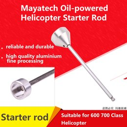 $enCountryForm.capitalKeyWord Australia - Mayatech Oil-powered Helicopter Starter Rod Suitable for 600 700 Class Helicopter