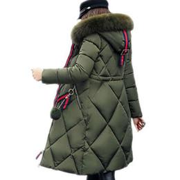 $enCountryForm.capitalKeyWord UK - 1PC 2018 winter hooded coat women fur collar thicken warm long jacket female slim outerwear parka ladies chaqueta feminino Z4287
