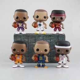 Wholesale FUNKO POP famous our hero Basketball star Number 24 Action Figure With Box Popular Toy Good Quality Collectible Model Toy sports running