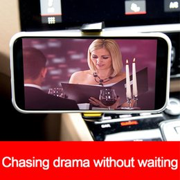 $enCountryForm.capitalKeyWord Australia - Multifunctional High Quality Universal Car Phone Holder Damping Design Air Vent Clip Cell Phone Mount Hands Free Cradle
