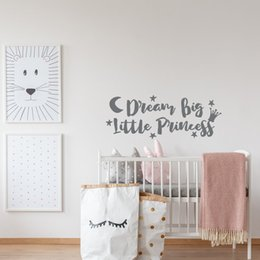 Prinzessin Kinderzimmer Wandtattoos Online Großhandel