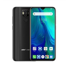 "ulefone smartphone NZ - Ulefone power 6 Smartphone Android 9.0 Helio P35 Octa-core 6350mah 6.3"" 4GB 64 GB 16MP face ID NFC 4G LTE Global Mobile Phones"