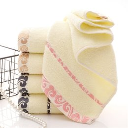 Wholesale Cotton towel cm g supermarket daily necessities wipes custom LOGO factory direct sales