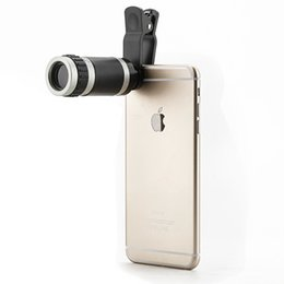 Mini Night Telescope Australia - Hot style black 8x18x hd low light night vision mini telescope can be used to take photos from all mobile phones