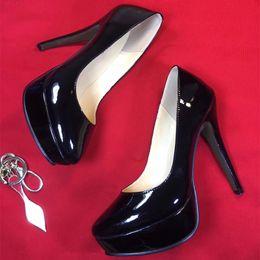 Woman Shoes Stilettos NZ - women Sexy High Heels red bottom Dress shoes Nude black red Peep Toe Platform Stiletto prom shoes luxury designer High Heels women shoes
