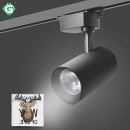 $enCountryForm.capitalKeyWord NZ - Led Track Light 40w COB Rail Lamp Clothing Shop Windows Showrooms Lighting 200-240V Modern Aluminnum Track Lights Rail Spotlights Fixtures