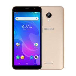 $enCountryForm.capitalKeyWord Australia - MEIZU C9 Pro Unlocked Cell Phone 5.45 Inch Fast Charging 3GB RAM 32GB ROM Double 13MP Cameras Android Cheap Smart Phone